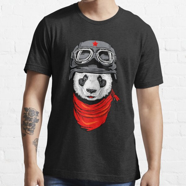 Pilot Panda Essential T-Shirt