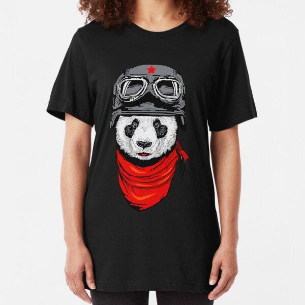 Pilot Panda Slim Fit T-Shirt