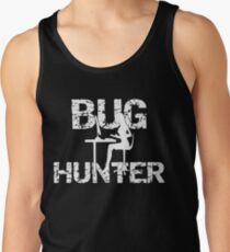 Insect Bug Hunter Collecting Bugs Tank Top