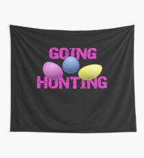 Insect Going Hunting Bug Hunting Gift Girls Wall Tapestry