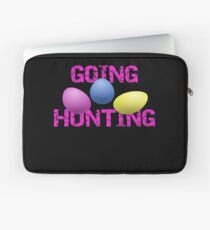 Insect Going Hunting Bug Hunting Gift Girls Laptop Sleeve