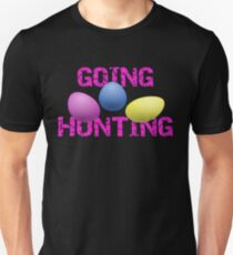 Insect Going Hunting Bug Hunting Gift Girls Unisex T-Shirt