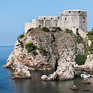 Fort Lovrijenac, Dubrovnik by Sara Sadler