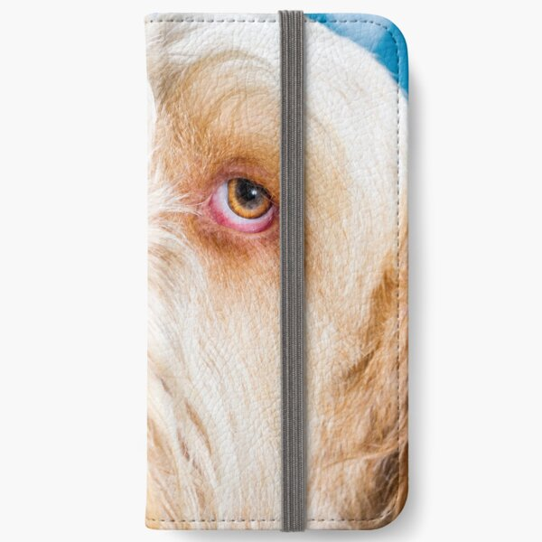 Delicate thoughts Spinone iPhone Wallet