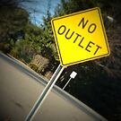 No Outlet by lroof