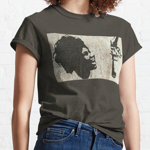 Graffiti Art - Queen of Soul Classic T-Shirt