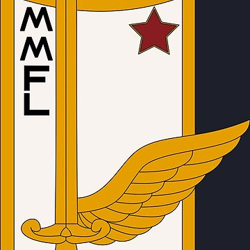 French Military Liaison Mission - Mission militaire française de liaison (Historical) by wordwidesymbols