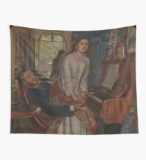 The Awakening Conscience - William Holman Hunt Wall Tapestry