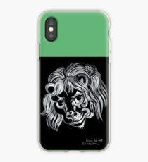 Le Roi Lion iPhone Case