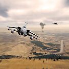 Telic Strike by Airpower Art