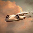 The TSR-2 Dream by Airpower Art