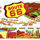route 66 by jackpoint23