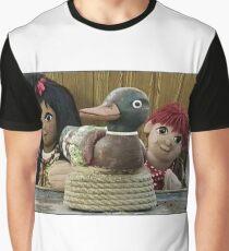 Rosie and Jim Graphic T-Shirt