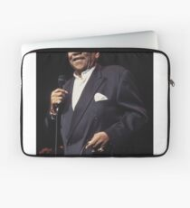 "Bobby ""Blue"" Bland Color Photo Laptop Sleeve"