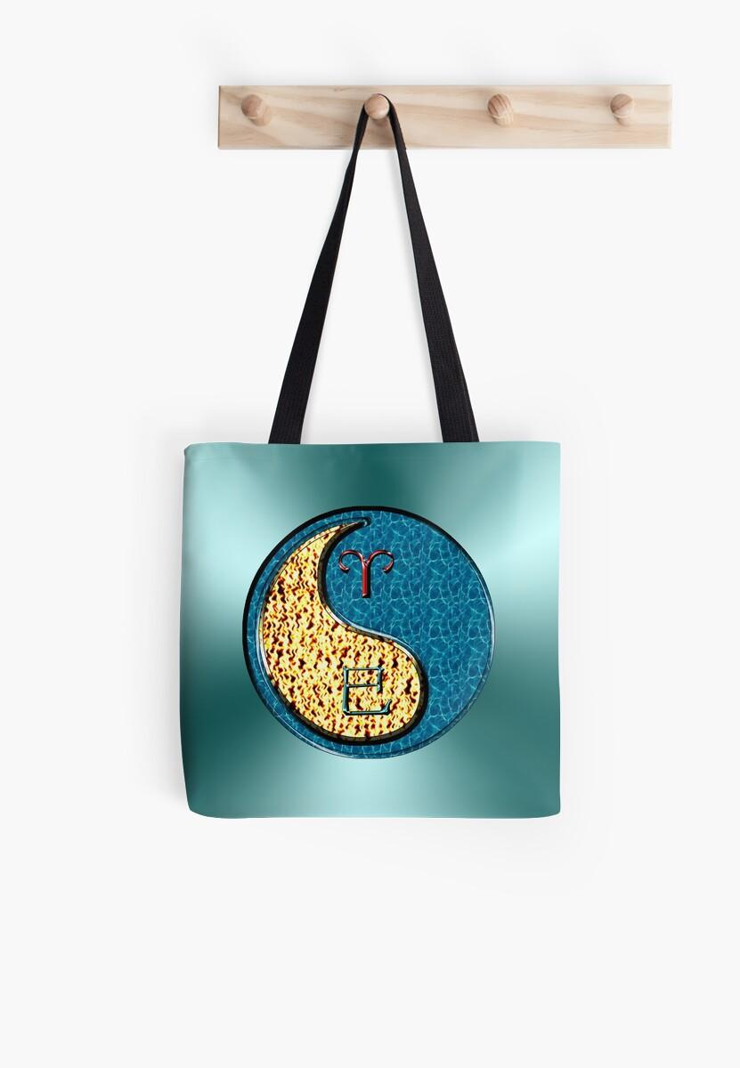 Aries & Snake Yin Water by astrodesigner75