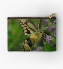 Swallowtail in Pink Studio Pouch