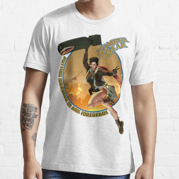 Bomber Dear - Putting Warheads on Axis Foreheads Essential T-Shirt