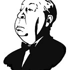 Alfred Hitchcock by BananenBunker