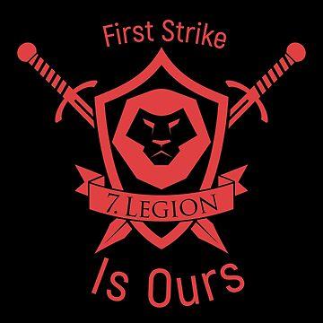 Alliance - 7th Legion by Mahkor