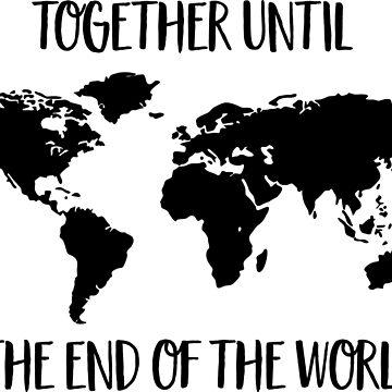 End of the World by Pferdefreundin