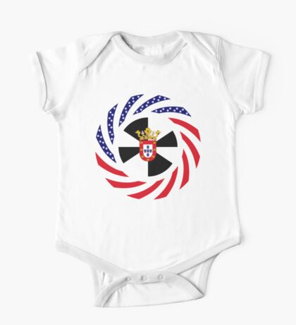 Ceutan American Multinational Patriot Flag Series Kids Clothes