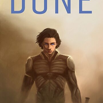 DUNE -Timothee chalamet by Sirayy
