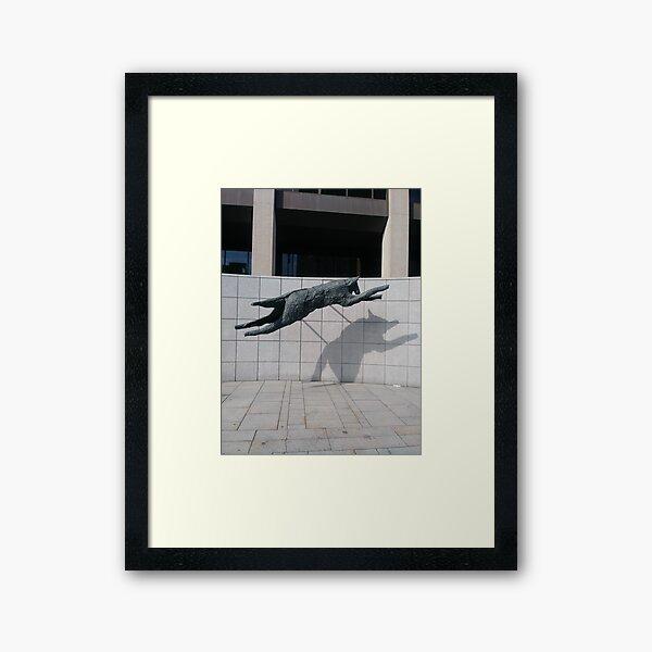 #Quebec, #Québec, #Canada, #province, #Ontario, #water, #JamesBay, #HudsonBay, #HudsonStrait, #UngavaBay, #GulfofSaintLawrence, #Newfoundland, #Labrador Framed Art Print