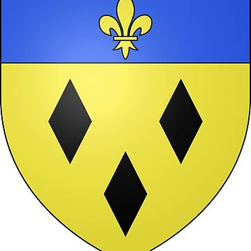Coat of Arms of Le Gosier, Guadeloupe by PZAndrews