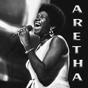 Aretha Lives On by JLHDesign
