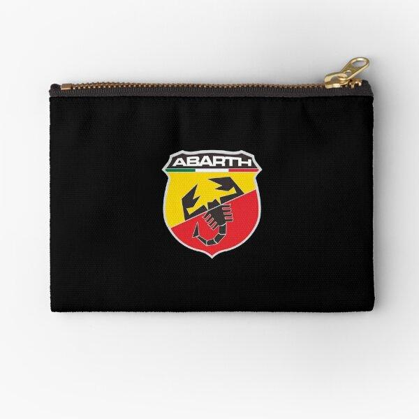 Abarth Logo Merchandise Zipper Pouch