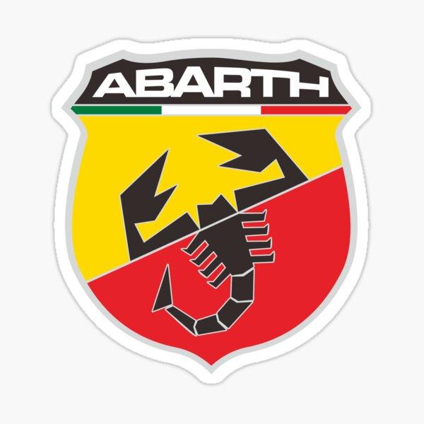 Abarth Logo Merchandise Sticker