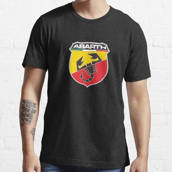 Abarth Logo Merchandise Camiseta esencial