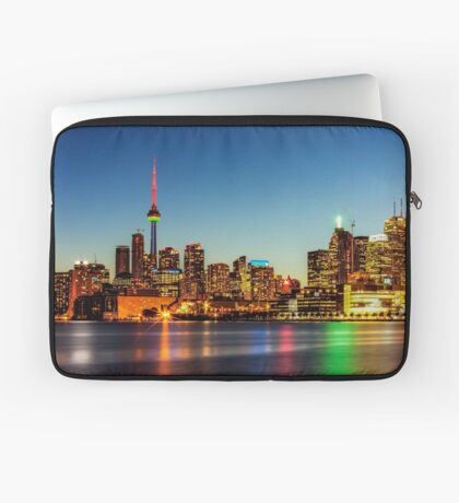 Toronto Skyline 3 Laptop Sleeve
