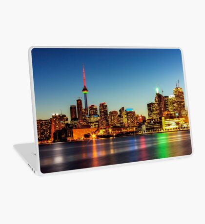 Toronto Skyline 3 Laptop Skin