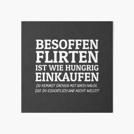 flirten 6 letters