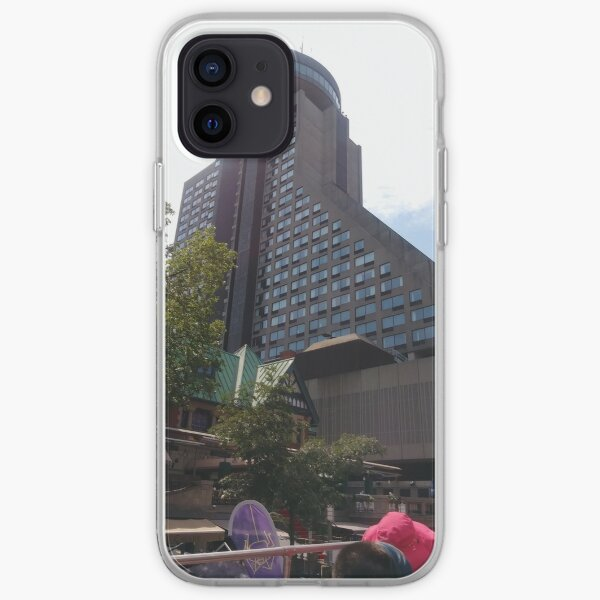 #Quebec #City, #QuebecCity, #Canada, #buildings, #streets, #places iPhone Soft Case