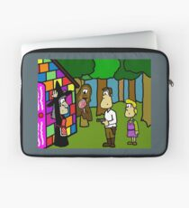Han Solo and Gretel Laptop Sleeve