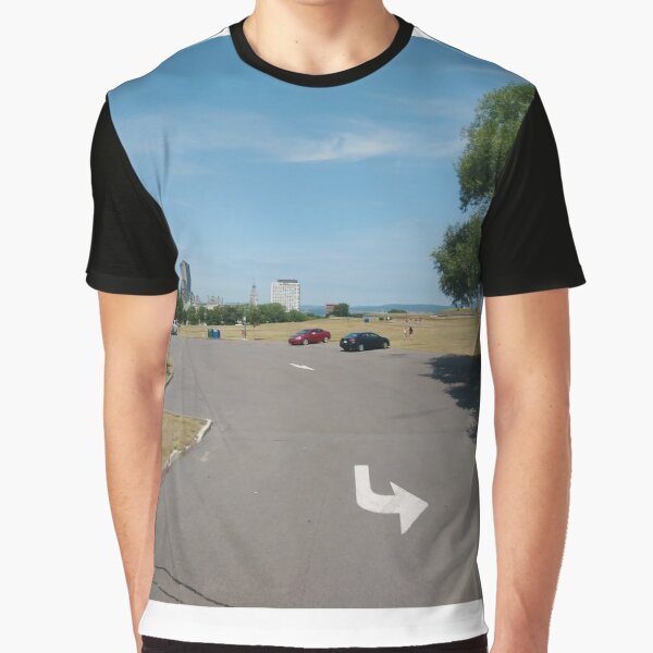 #Quebec #City, #QuebecCity, #Canada, #buildings, #streets, #places Graphic T-Shirt