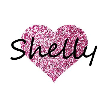 Shelly Pink Heart by Obercostyle