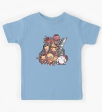 Cute Fantasy VII Kinder T-Shirt