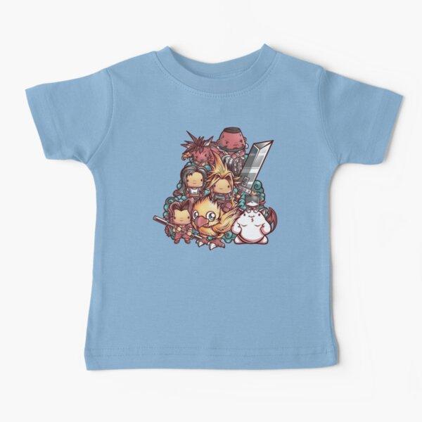 Fantaisie mignonne VII T-shirt bébé