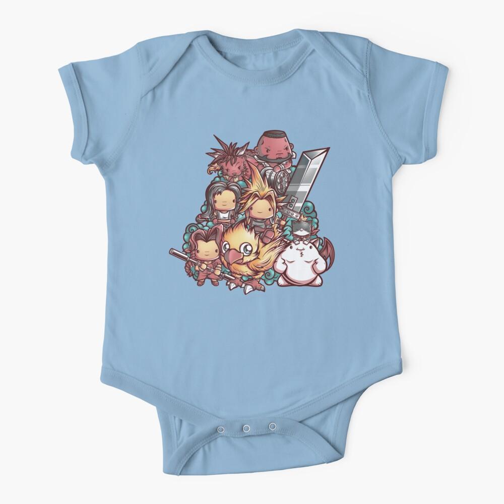 Cute Fantasy VII Baby One-Piece