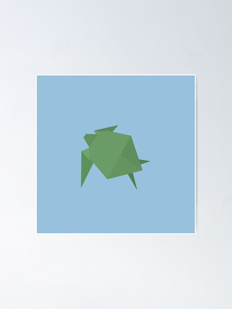 Origami Turtle (Robert J. Lang) - YouTube | 1000x750