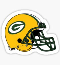 Green Bay Packers - American Football Sticker