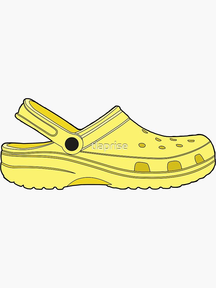 Cros Shoe Lemon Yellow de tlaprise