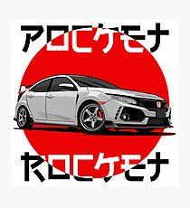 Pocket Rocket Photographic Print