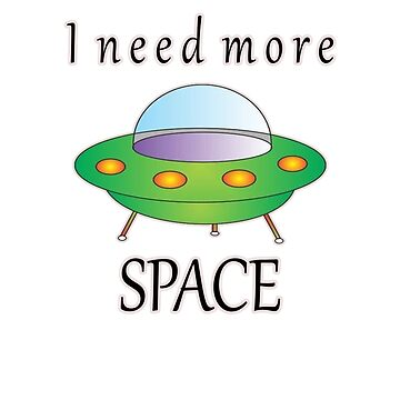 i need more space by Brownpants