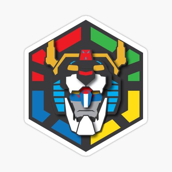 Lion Defenders Kopf 2016 Sticker