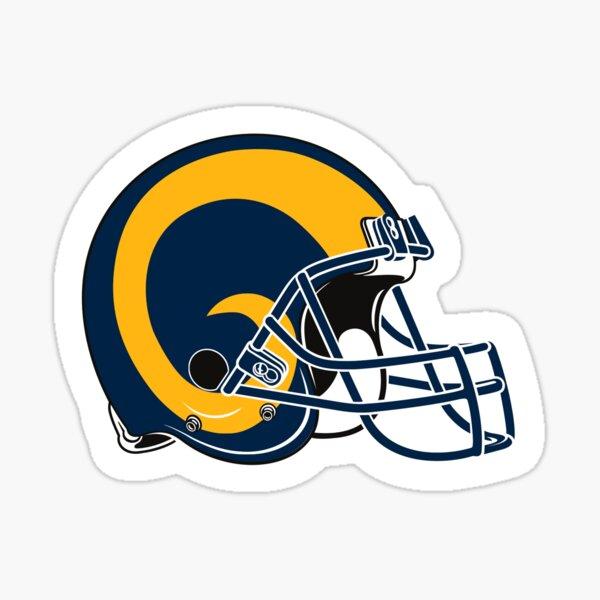 Los Angeles Rams - American Football Sticker
