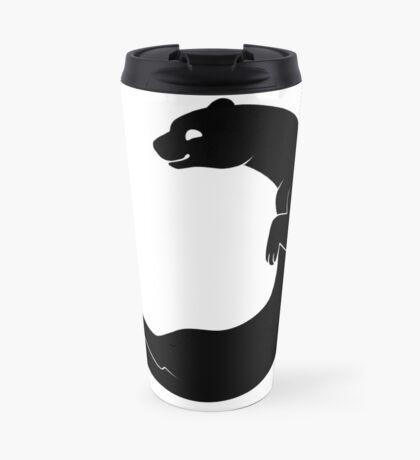 Ottercopter Logo (without text) Travel Mug